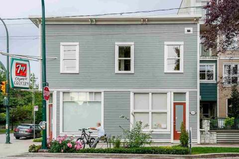 Townhouse for sale at 3208 Heather St Vancouver British Columbia - MLS: R2462291