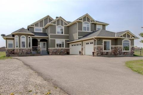 House for sale at 32085 288 Ave East Rural Foothills County Alberta - MLS: C4243637