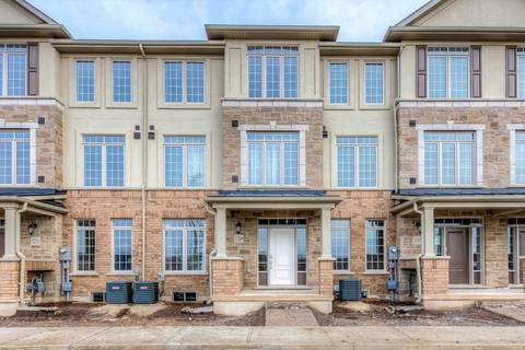 Townhouse for rent at 3209 William Coltson Ave Oakville Ontario - MLS: W4627316