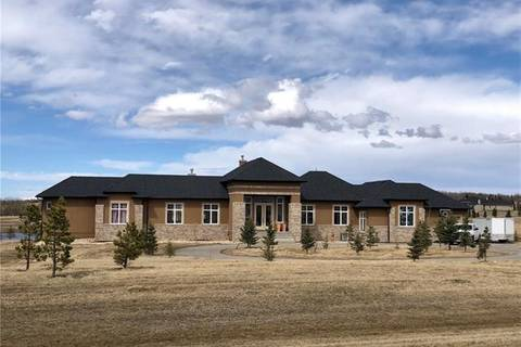 House for sale at 32090 Kodiak Springs Rd Rural Rocky View County Alberta - MLS: C4281943