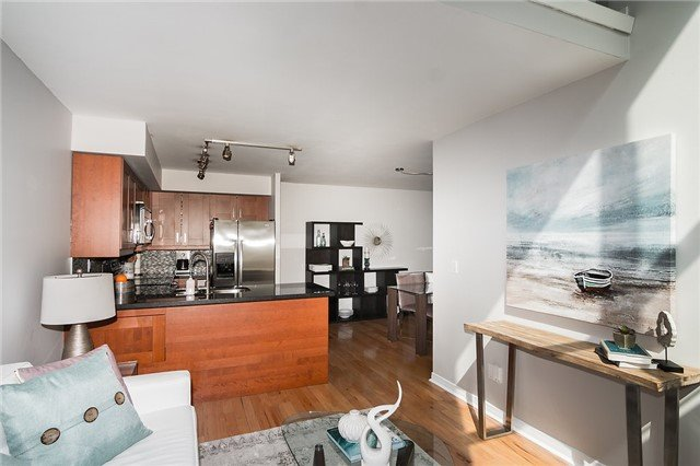 Sold: 321 - 109 Front Street, Toronto, ON