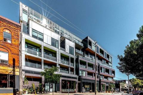 Apartment for rent at 109 Ossington Ave Unit 321 Toronto Ontario - MLS: C4682302