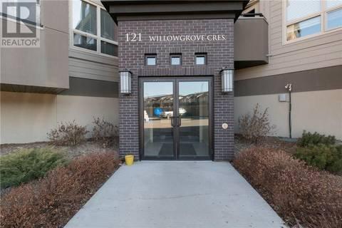 Condo for sale at 121 Willowgrove Cres Unit 321 Saskatoon Saskatchewan - MLS: SK768814
