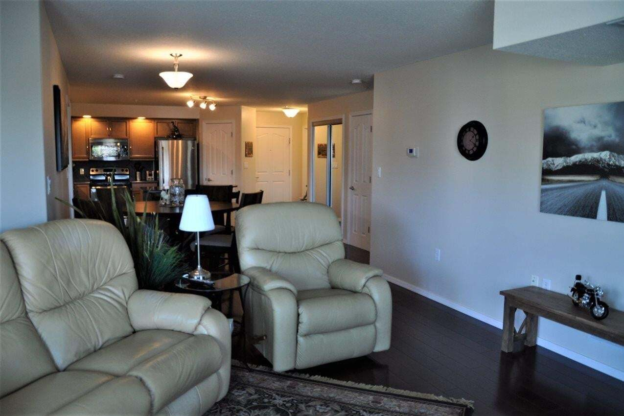 Condo for sale at 1320 Rutherford Rd SW Unit 321 Edmonton Alberta - MLS: E4208644