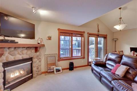 Condo for sale at 170 Crossbow Pl Unit 321 Canmore Alberta - MLS: C4229560
