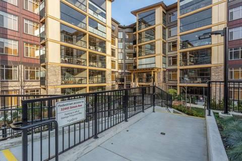 Condo for sale at 32445 Simon Ave Unit 321 Abbotsford British Columbia - MLS: R2421908