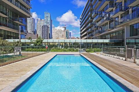 Condo for sale at 39 Queens Quay Unit 321 Toronto Ontario - MLS: C4553810