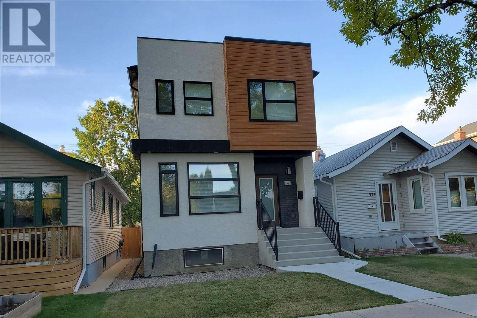 House for sale at 321 4th St E Saskatoon Saskatchewan - MLS: SK827371