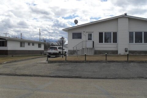 Townhouse for sale at 321 5th Ave SE Manning Alberta - MLS: A1048879