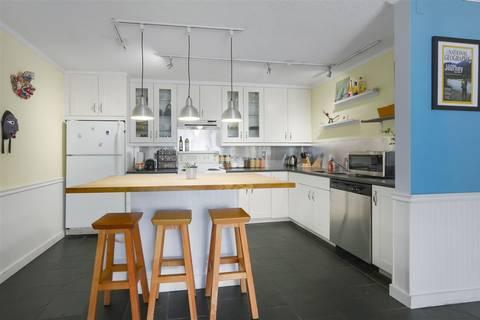 Condo for sale at 665 6th Ave E Unit 321 Vancouver British Columbia - MLS: R2355065