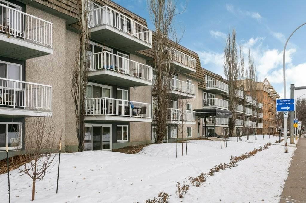 Condo for sale at 8604 Gateway Blvd Nw Unit 321 Edmonton Alberta - MLS: E4183570