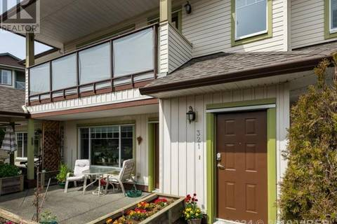 Townhouse for sale at 930 Braidwood Rd Unit 321 Courtenay British Columbia - MLS: 453934