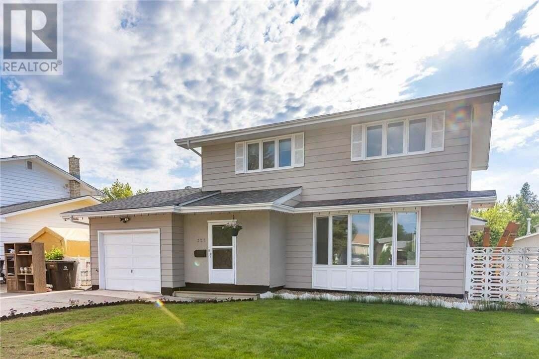House for sale at 321 Anderson Cres Saskatoon Saskatchewan - MLS: SK821256