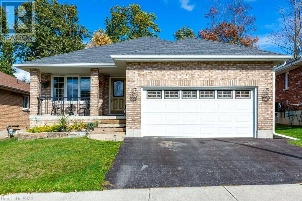 House for sale at 321 Bianco Cres Peterborough Ontario - MLS: 223878