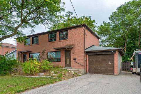 Townhouse for sale at 321 Blue Grass Blvd Richmond Hill Ontario - MLS: N4578152