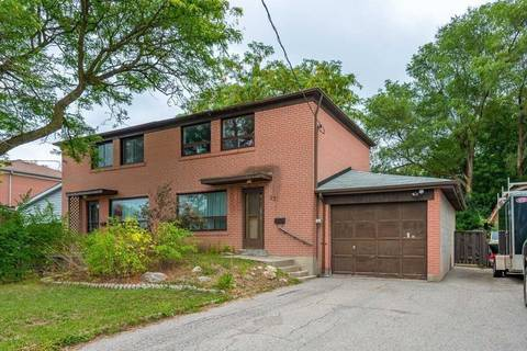 Townhouse for sale at 321 Blue Grass Blvd Richmond Hill Ontario - MLS: N4602202