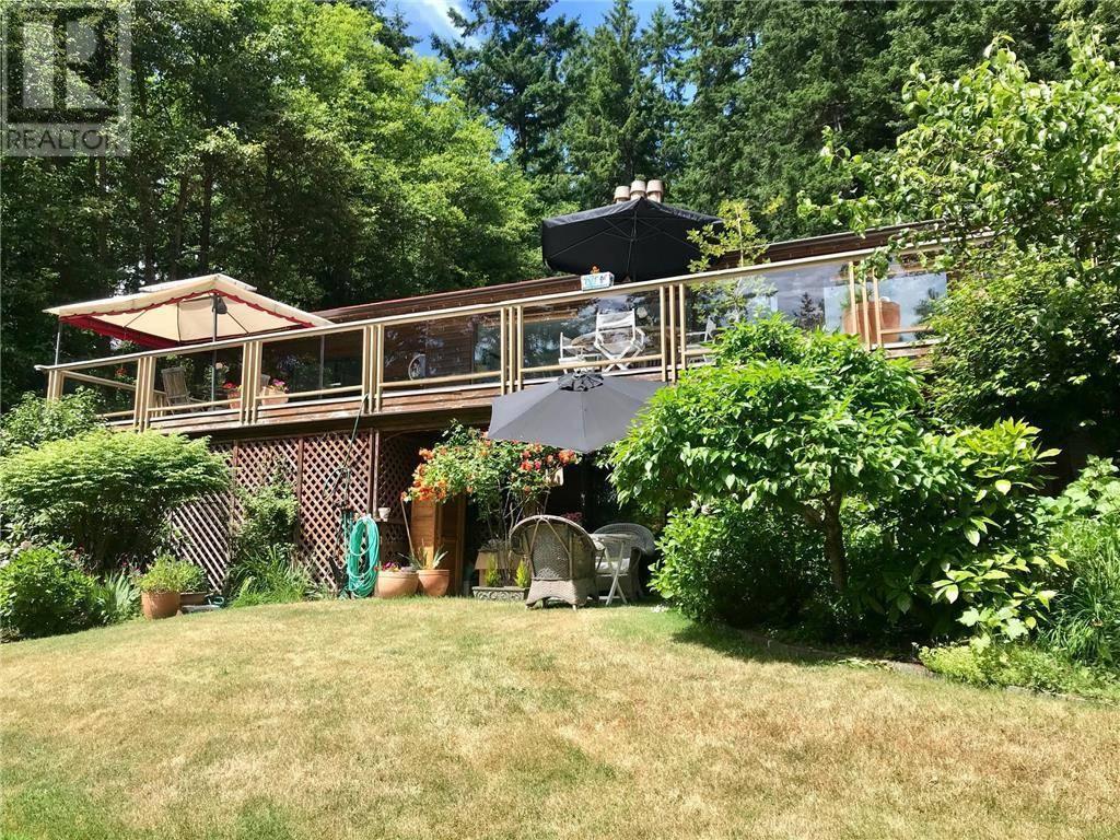 House for sale at 321 Cusheon Lake Rd Salt Spring Island British Columbia - MLS: 424227