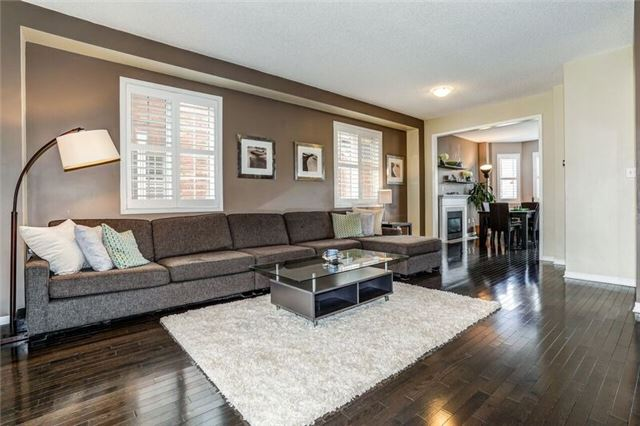 For Sale: 321 Delaney Drive, Ajax, ON | 4 Bed, 3 Bath Townhouse for $669,000. See 20 photos!