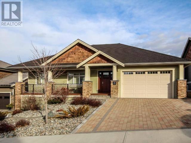House for sale at 321 Fernie Pl Kamloops British Columbia - MLS: 154916
