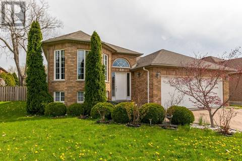 House for sale at 321 Geraldine Cres Windsor Ontario - MLS: 19018519
