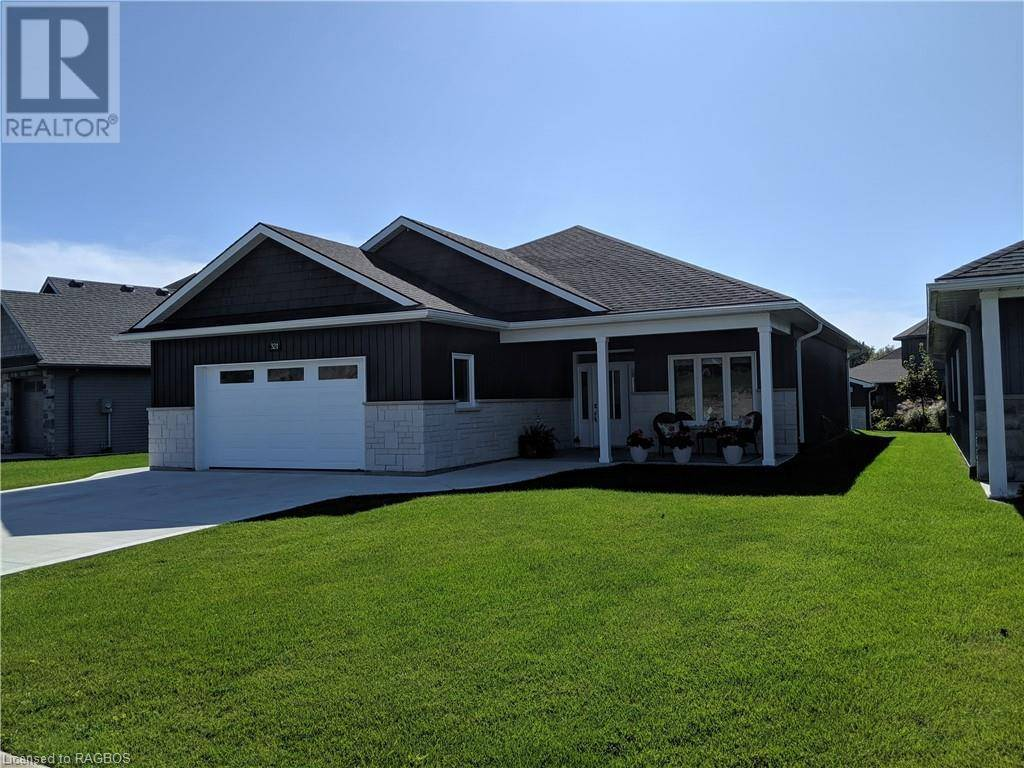 House for sale at 321 Lewis Rd Huron-kinloss Ontario - MLS: 227013