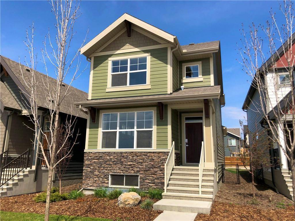 House for sale at 321 Masters Cres Se Mahogany, Calgary Alberta - MLS: C4213517