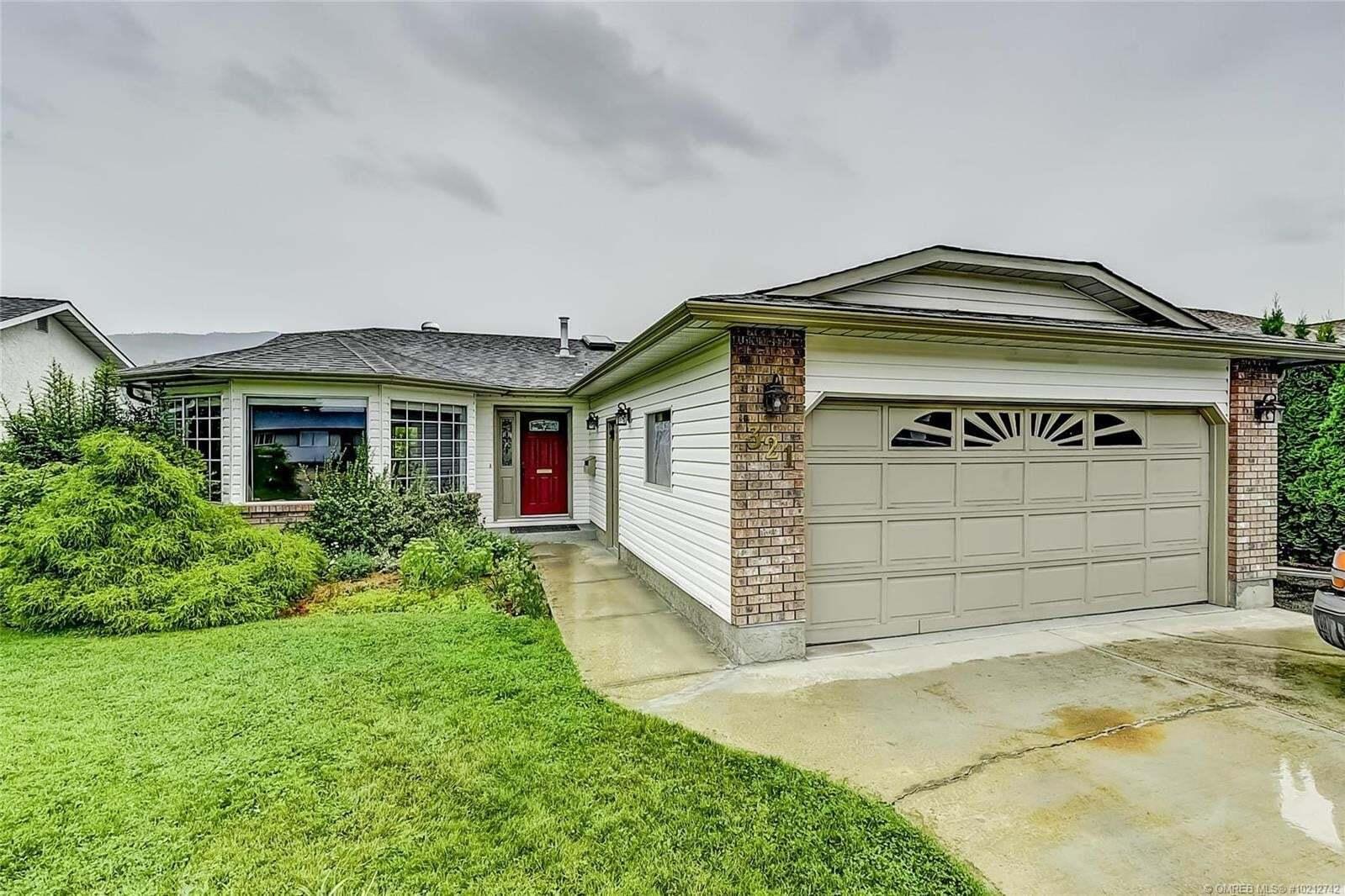 House for sale at 321 Molnar Rd Kelowna British Columbia - MLS: 10212742