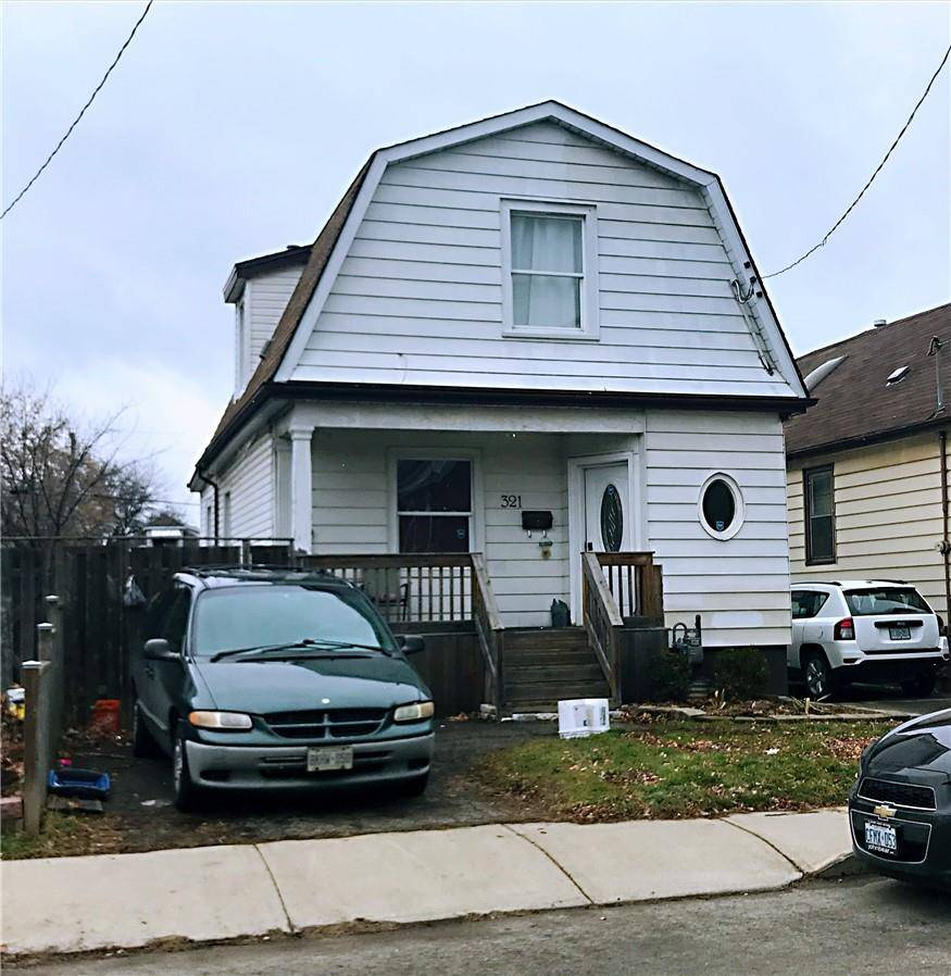 House for sale at 321 Paling Ave Hamilton Ontario - MLS: H4069870