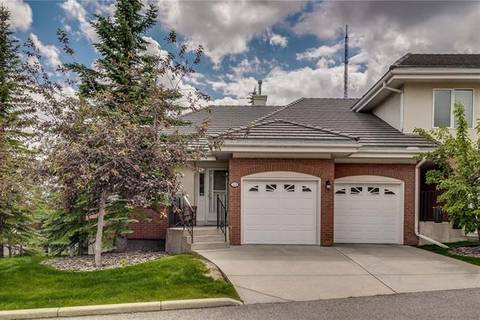 Townhouse for sale at 321 Patina Ct Southwest Calgary Alberta - MLS: C4256998