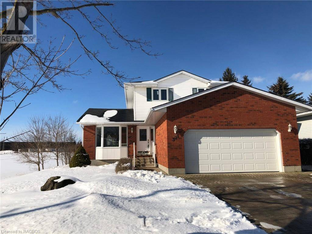House for sale at 321 Sligo Rd East Mount Forest Ontario - MLS: 242776