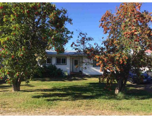 Sold: 321 West 2nd Street, Vanderhoof, BC