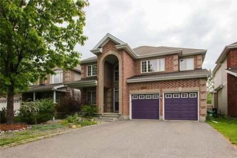 House for sale at 321 Wild Iris Ave Ottawa Ontario - MLS: 1194625