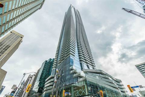 Apartment for rent at 1 Bloor St Unit 3210 Toronto Ontario - MLS: C4541970
