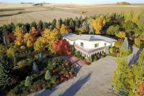 House for sale at 321019 Range Road 240  Rural Kneehill County Alberta - MLS: CA0192313