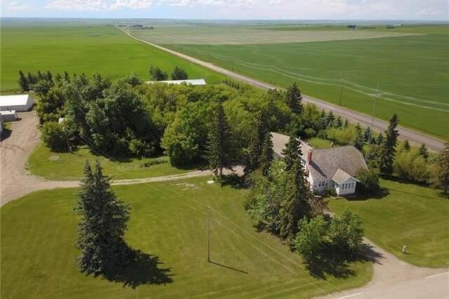 House for sale at 321080 Range Road 240  Rural Kneehill County Alberta - MLS: CA0192515
