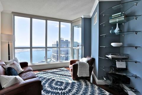 Apartment for rent at 208 Queens Quay Unit 3211 Toronto Ontario - MLS: C4498052