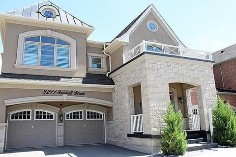 House for sale at 3211 Sawmill St Oakville Ontario - MLS: W4528706