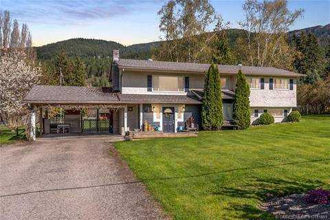 House for sale at 3214 Upper Mcleod Rd Armstrong British Columbia - MLS: 10181851