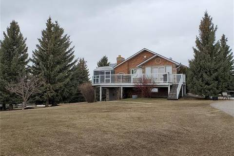 House for sale at 32142 314 Ave East Rural Foothills County Alberta - MLS: C4282681