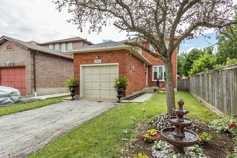 House for sale at 3215 Aubrey Rd Mississauga Ontario - MLS: W4520625