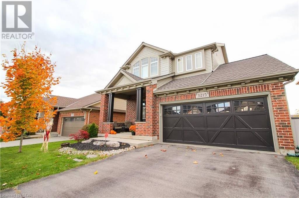 House for sale at 3215 Settlement Tr London Ontario - MLS: 229575
