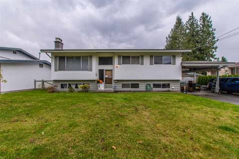 House for sale at 32156 Hillcrest Ave Mission British Columbia - MLS: R2413555