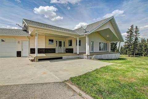 House for sale at 32164 373 Ave West Rural Foothills County Alberta - MLS: C4249010