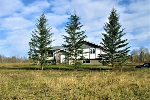 House for sale at 32169 760  Rural Mountain View County Alberta - MLS: C4261366