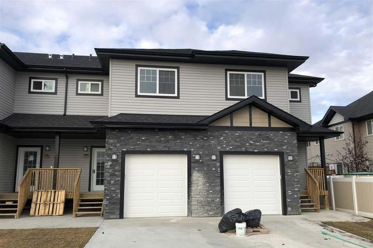 Townhouse for sale at 3218 66 St Beaumont Alberta - MLS: E4191395