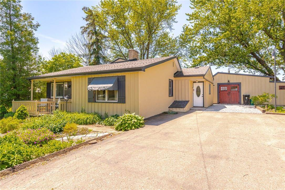 House for sale at 3219 Thorold Townline Rd Niagara Falls Ontario - MLS: 30757416