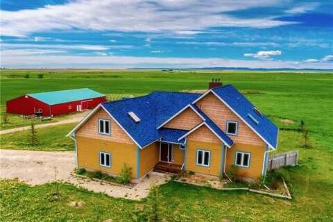 House for sale at 32199 562 Ave West Rural Foothills County Alberta - MLS: C4299771