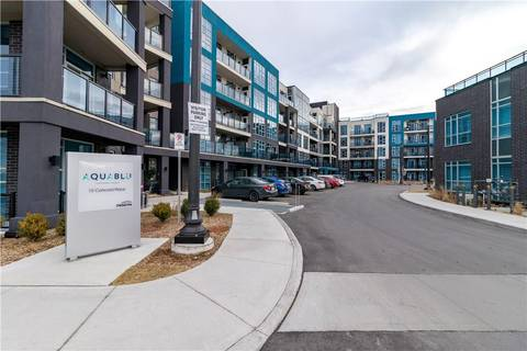 Condo for sale at 10 Concord Pl Unit 322 Grimsby Ontario - MLS: H4048954