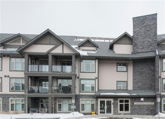 Sold: 214 - 15 Aspenmont Heights Southwest, Calgary, AB