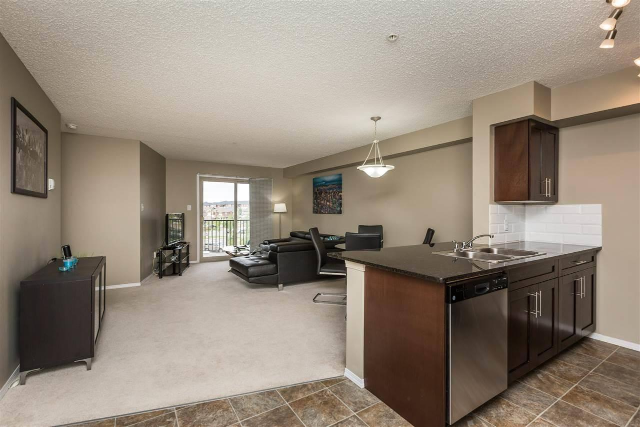 Condo for sale at 274 Mcconachie Dr Nw Unit 322 Edmonton Alberta - MLS: E4189286